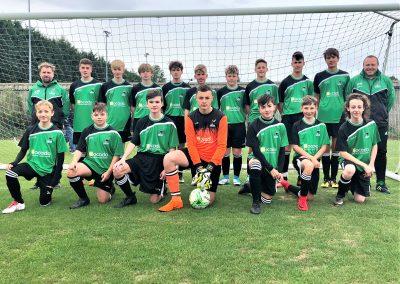 U15's Green 2018/2019